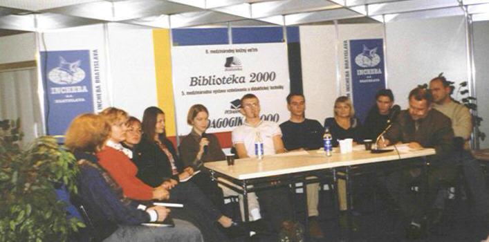 bibliotéka 2000