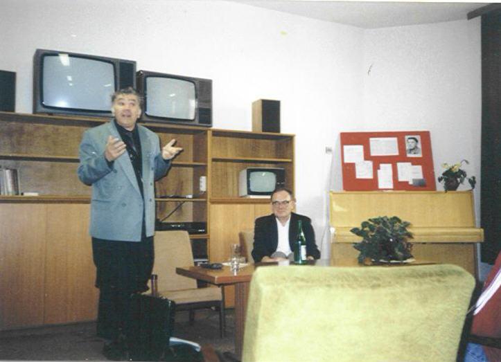 Stanislav Pius na besede